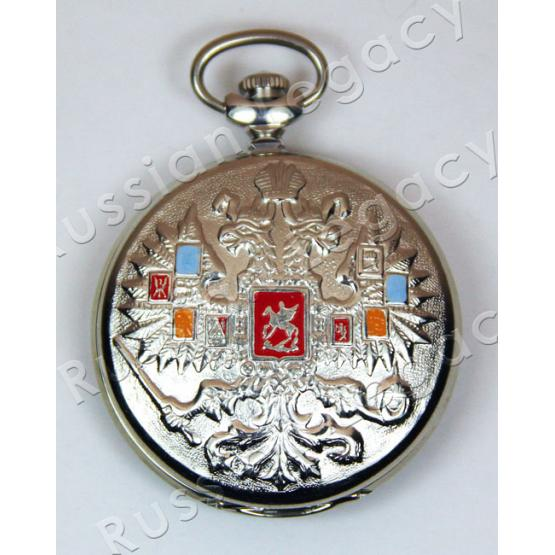 Eagle Molnija Pocket Watch 1