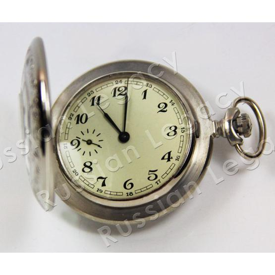 Imperial Molnija Pocket Watch 2