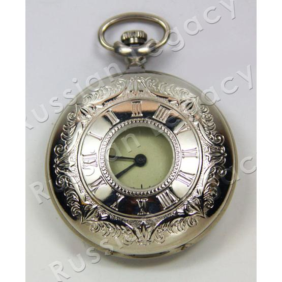 Imperial Molnija Pocket Watch 1