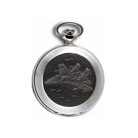 MiG-31 Interceptor Molnija Pocket Watch 1