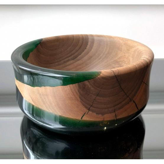 Meadow Handmade Designer Wooden Bowl 1