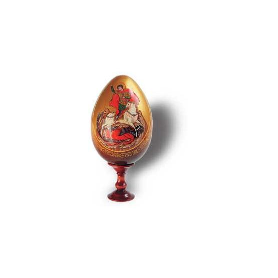 Saint George Easter Egg