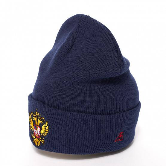 Russian Eagle Knitted Hat 1