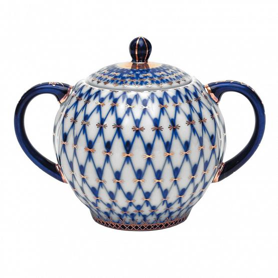Imperial Porcelain Sugar Bowl