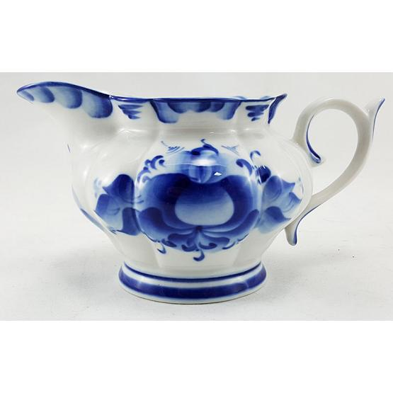 Gzhel Cream Jug