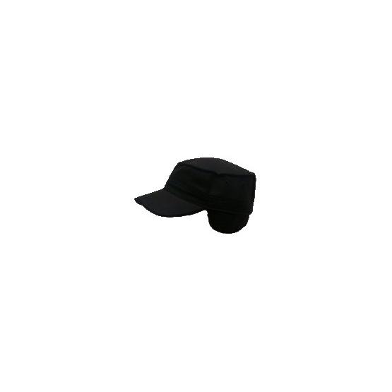 Leather & Fleece Winter Cap 1