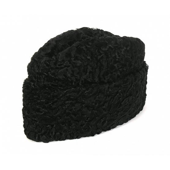 Women's Astrakhan Winter Hat 1