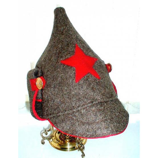 Budenovka Red Army Hat 1