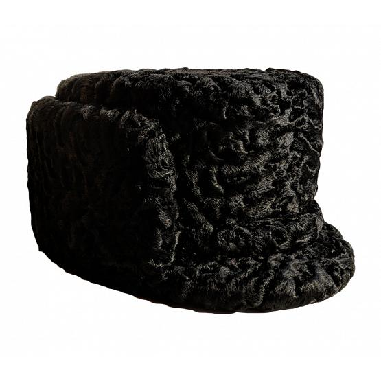 Persian Lamb Leningrad Hat 1