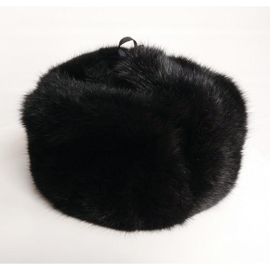 Rabbit Fur Russian Ushanka Hat 1