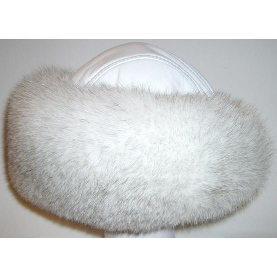 Women's Cossack Russian Fur Hat 1