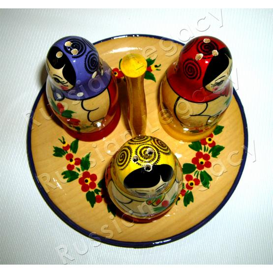 Matryoshka Set for Spices 2