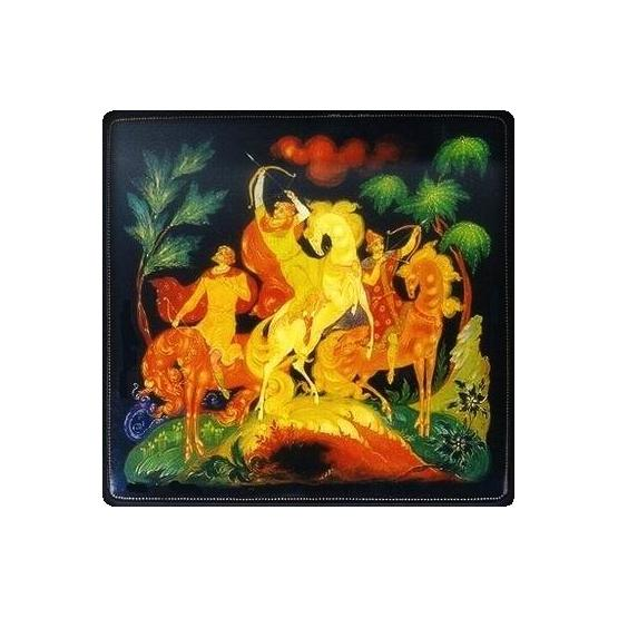 Princess Frog Lacquer Box 1