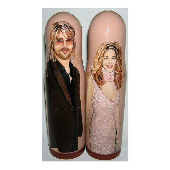 Wedding Bottle Holders
