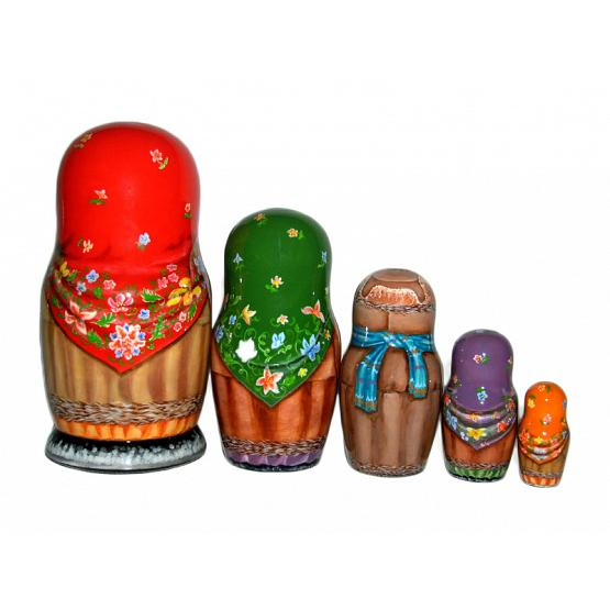 Happy Christmas Matryoshka 2