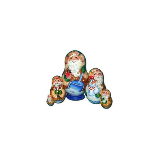 Winter Spirits Matryoshka