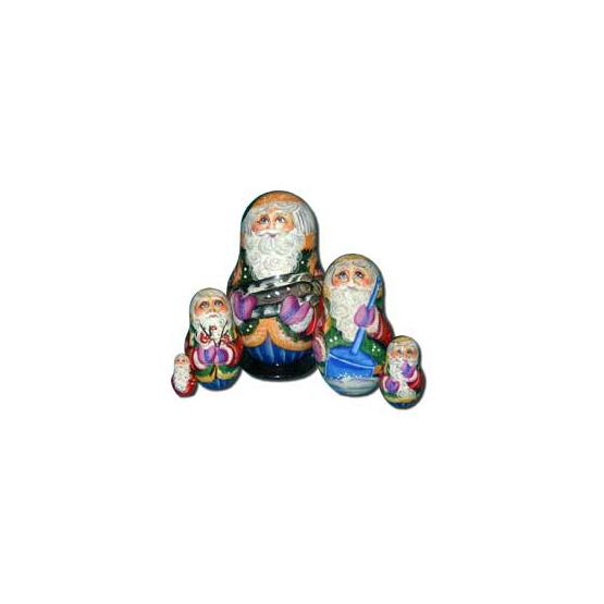 Good Spirits Russian Doll