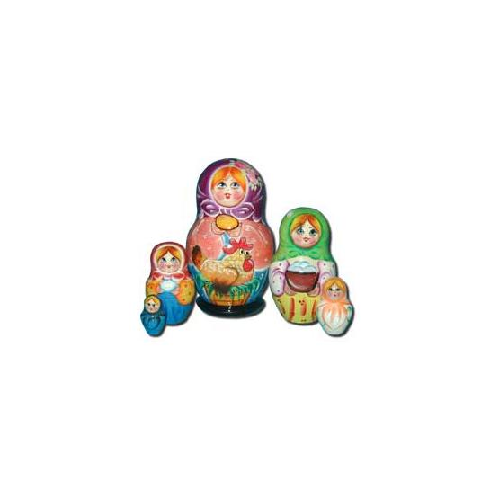 Prosperity Babooshka Doll