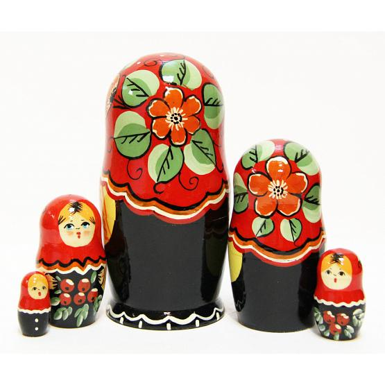 Ashberry Matryoshka Doll 2