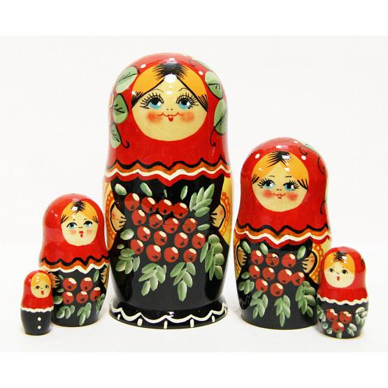 Ashberry Matryoshka Doll 1
