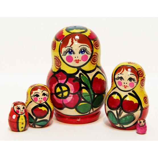 Maydan 5 Piece Stacking Doll 1