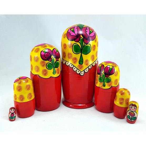 Maidanov 7 Piece Nesting Doll 2