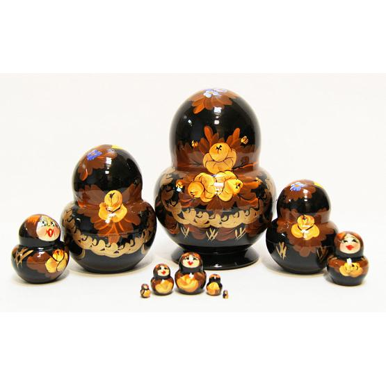 Emotions Russian Matryoshka 2
