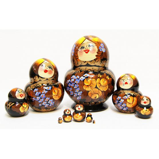 Emotions Russian Matryoshka 1