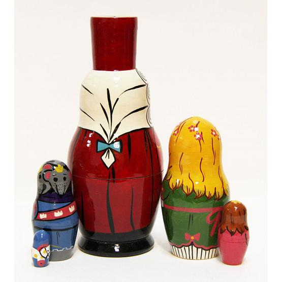 Nutcracker Nesting Doll 2