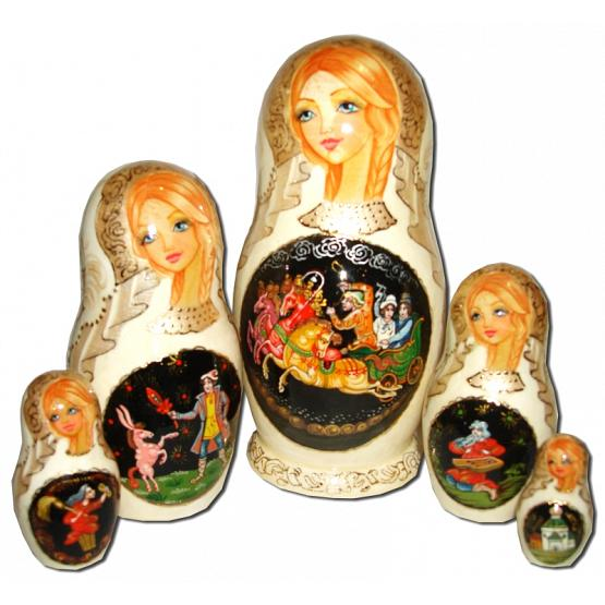 Russian Fairy Tales Matryoshka