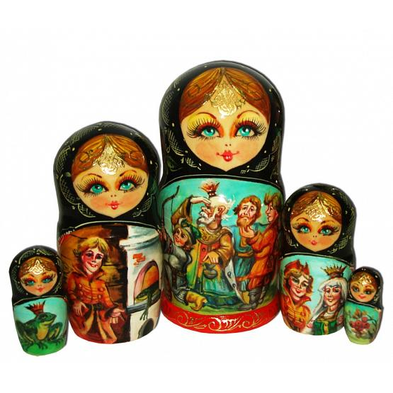 Frog Princess Matryoshka 1