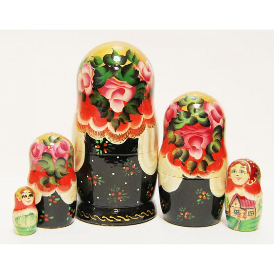 Russian Dances Matryoshka 2