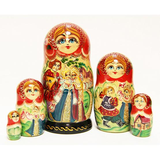 Russian Dances Matryoshka 1