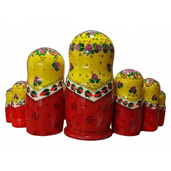 Semyonov 40 Piece Russian Doll 2