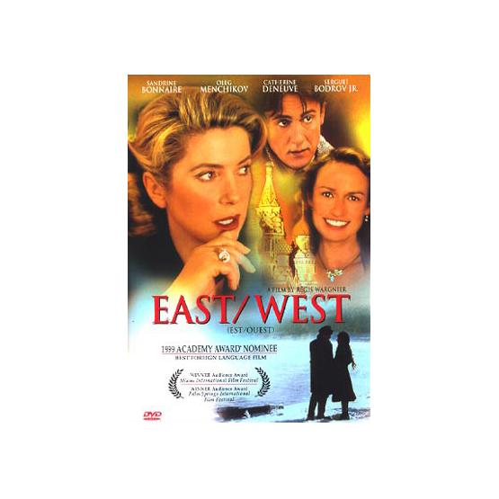 East-West DVD: English subtitles