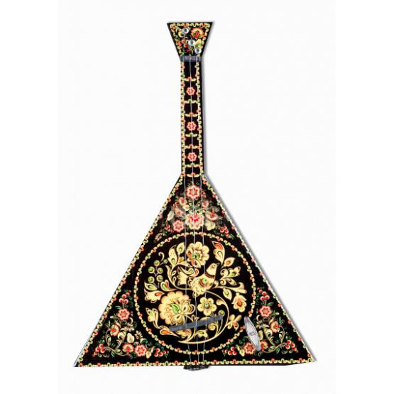 Decorative Russian Balalaika 1