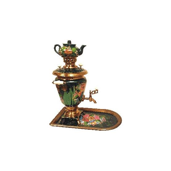 Bouquet Electric Samovar Set