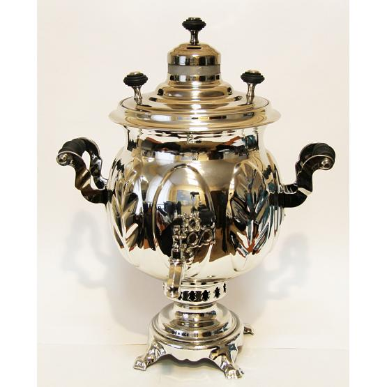 Combined Russian Samovar 1