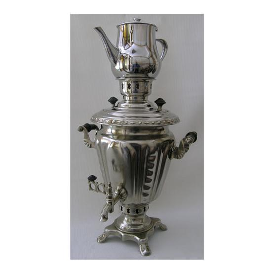 Traditional Samovar Set 1