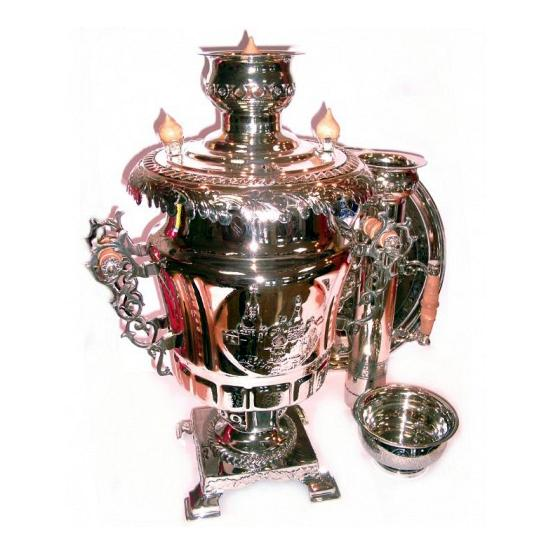 Russia Combined Samovar Set 2