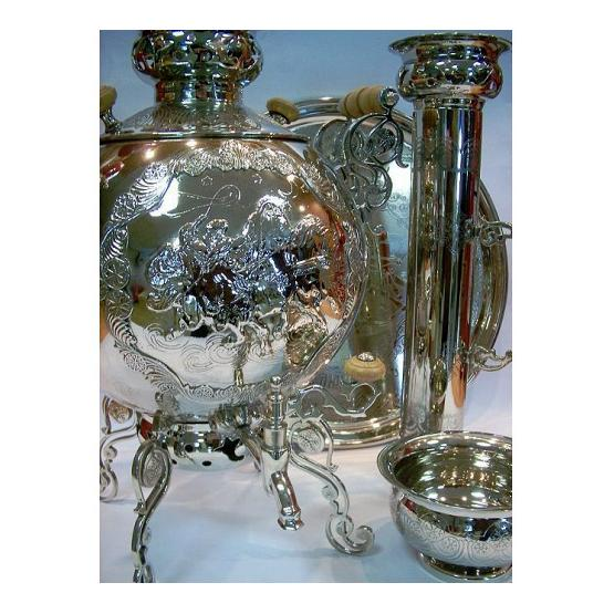 Troika Combined Samovar Set 2