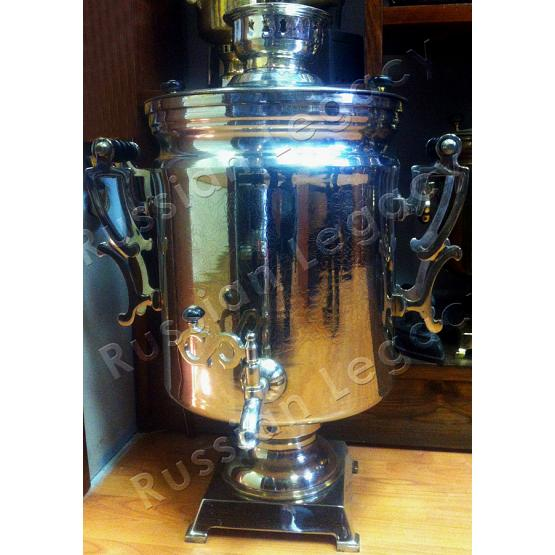 Oversized Russian Electric Samovar