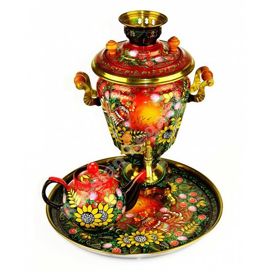 Summer Electric Samovar Set