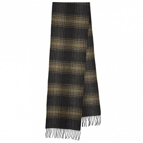 Striped Pure Woolen Scarf