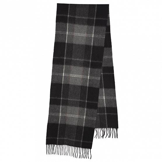 Checked Pure Cashmere Scarf