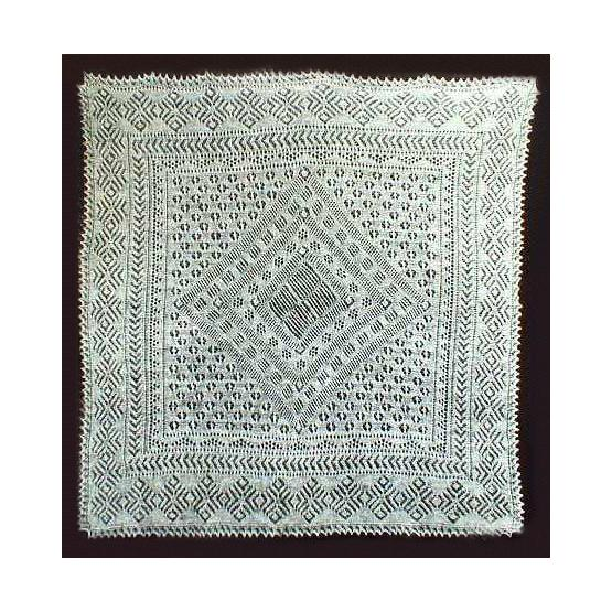 Genuine Orenburg Goat Down Shawl