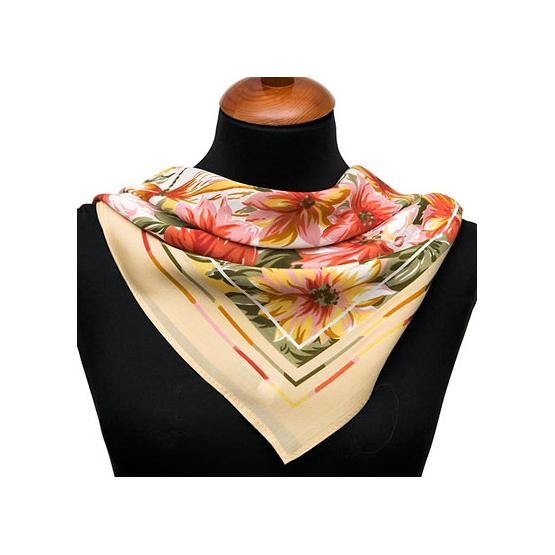Fleeting Moment Pavlovo Posad Scarf 2
