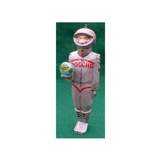 Astronaut Christmas Ornament