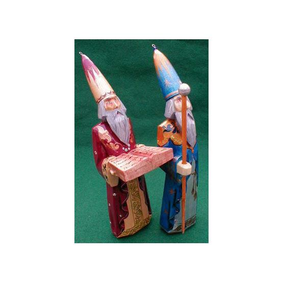 Wiseman Christmas Ornament