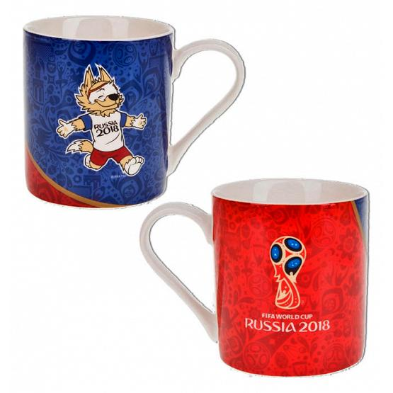 2018 Football World Cup Mug